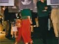 Koos Lina, Zingende Koor, bewegend publiek