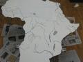 Koekoek, atelier, tekenen Afrika