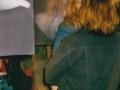 Koos Lina, Zingende Koor, publiek van achteren